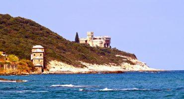 Comment aller visiter le Mont Athos en Grèce