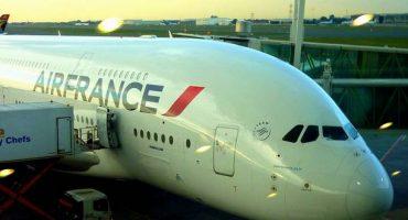 Les Français votent pour Air France