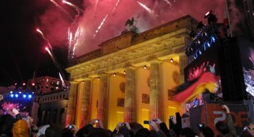 Allez fêter les 25 ans de la chute du Mur à Berlin !