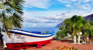 Tenerife, destination soleil en plein hiver