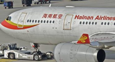 Hainan Airlines relie Paris à la Chine