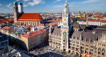 Visiter Munich en un week-end