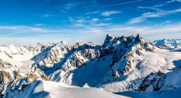Top 5 des stations de ski en Europe