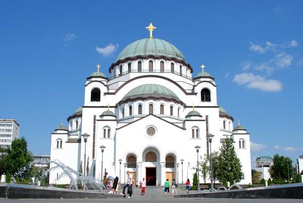 La cathédrale Saint-Sava (Photo : George M. Groutas / Flickr cc.)