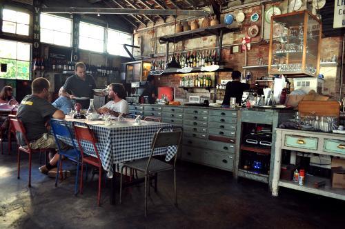 Le restaurant Cantina Lx à Lisbonne