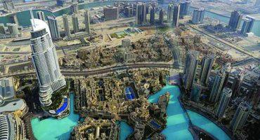VIDÉO – Dubaï vue du building Burj Khalifa