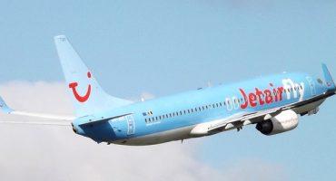 Jetairfly atterrit à l'aéroport de Metz-Nancy