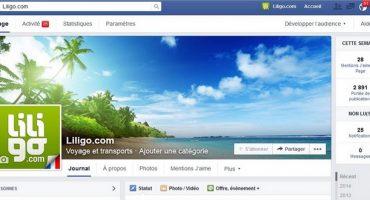 Facebook, source majeure d'inspiration pour le voyage