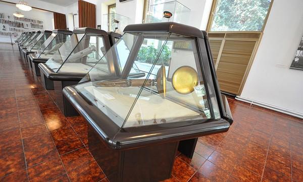 Le musée de l'histoire yougoslave