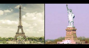 VIDÉO – Vous préférez Paris ou New York ?