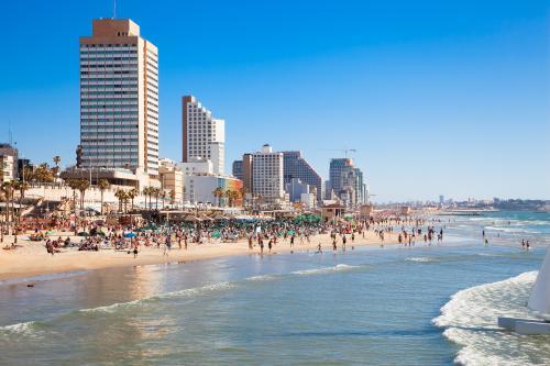 plages Tel Aviv