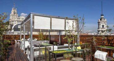 Les 5 meilleurs bars rooftop de Madrid