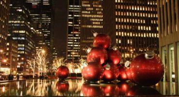 Cette année, partez fêter Noël à New York !