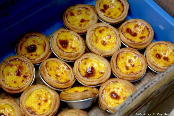 Des Pasteis de Nata à Macao