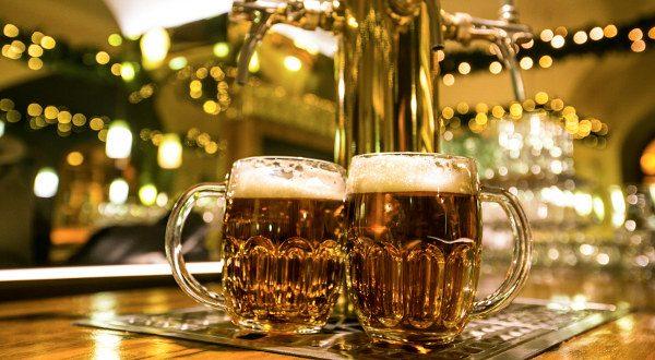 Prague, bière