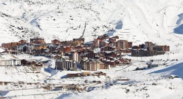 Val Thorens, meilleure station de ski du monde