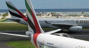 WiFi gratuit à bord d'Emirates !