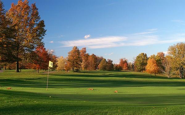 golf - automne
