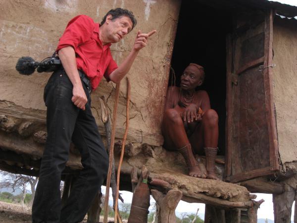 Antoine en Namibie