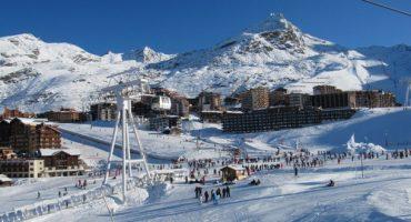 Vente flash de vols Paris-Chambéry pour les vacances d'hiver