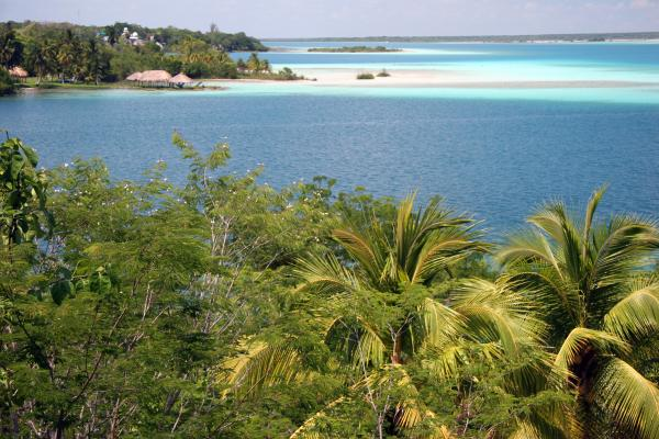 La lagune Bacalar