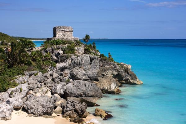 Tulum et ses ruines Mayas