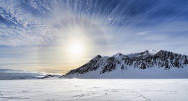 Le voyage en tracteur de Manon en Antarctique