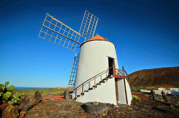 lanzarote moulin