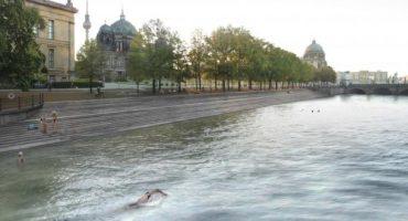 Berlin rêve d'une piscine géante dans la Spree