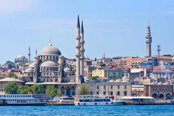 Istanbul Saint Valentin