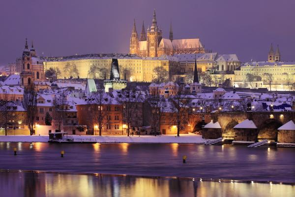 Prague Saint Valentin