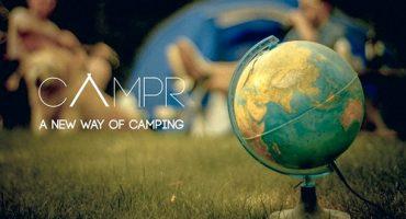 Campr, le site pour faire du camping chez l'habitant
