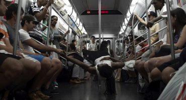 Vidéo – Avec les danseurs de litefeet dans le métro de New York