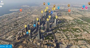 Dubaï présente la première visite guidée interactive du monde