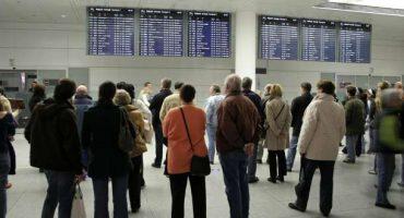 Grève : 40% des vols annulés mercredi en France
