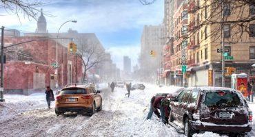 La tempête de neige Juno paralyse New York