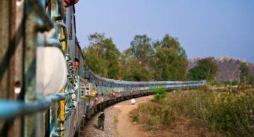Traverser l'Inde en train