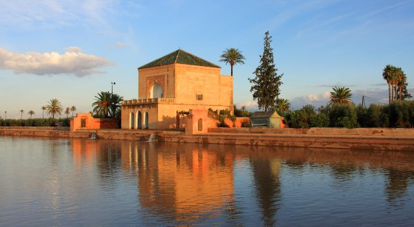 Jardin Menara