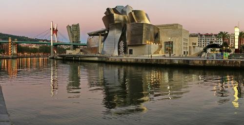 Bilbao le Musée Guggenheim