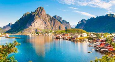 A la découverte des îles Lofoten