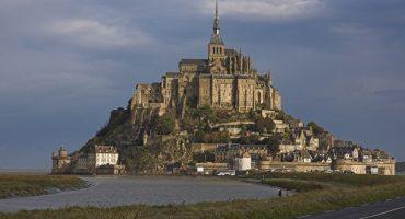 Quand le Mont-Saint-Michel redevient une île