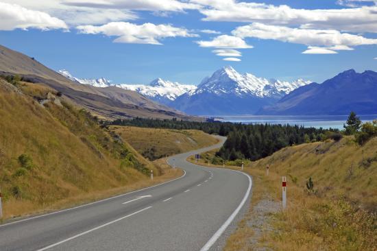 Nouvelle Zelande camping car