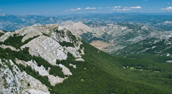Parc National de lovcen