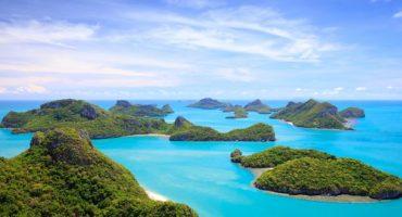 5 îles paradisiaques en Thaïlande