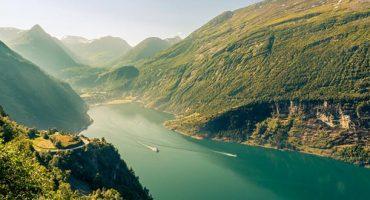 Les paysages spectaculaires de la Norvège