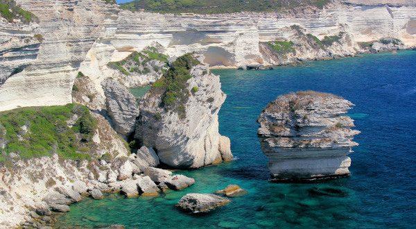 Falaise Bonifacio - Corse