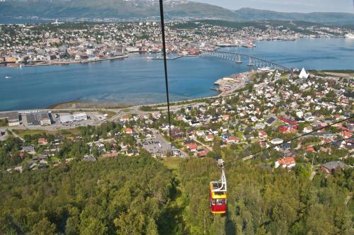 Telepherique Tromso