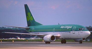 Vols Nantes-Dublin avec Aer Lingus