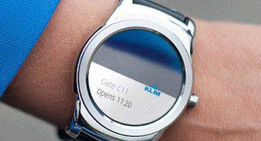 Une application KLM pour montres Android