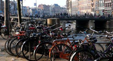 À Amsterdam, la location de vélos entre particuliers